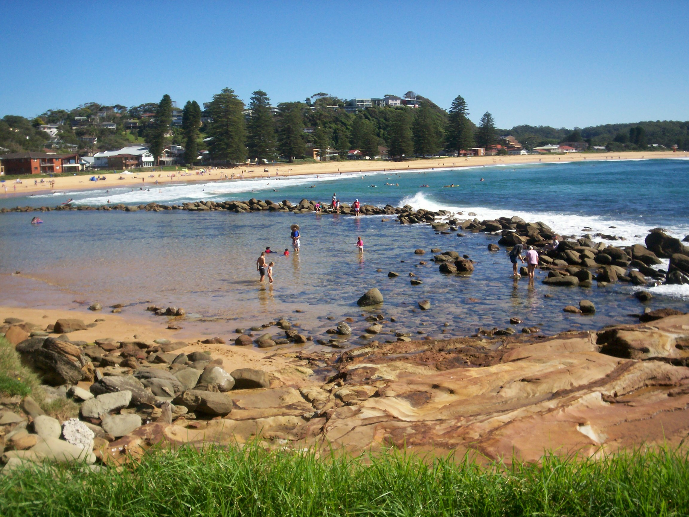 Avoca Beach Fishing Weather